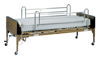 Rental Hospital Bed Semi Electric